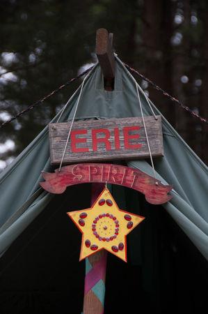 Erie tent