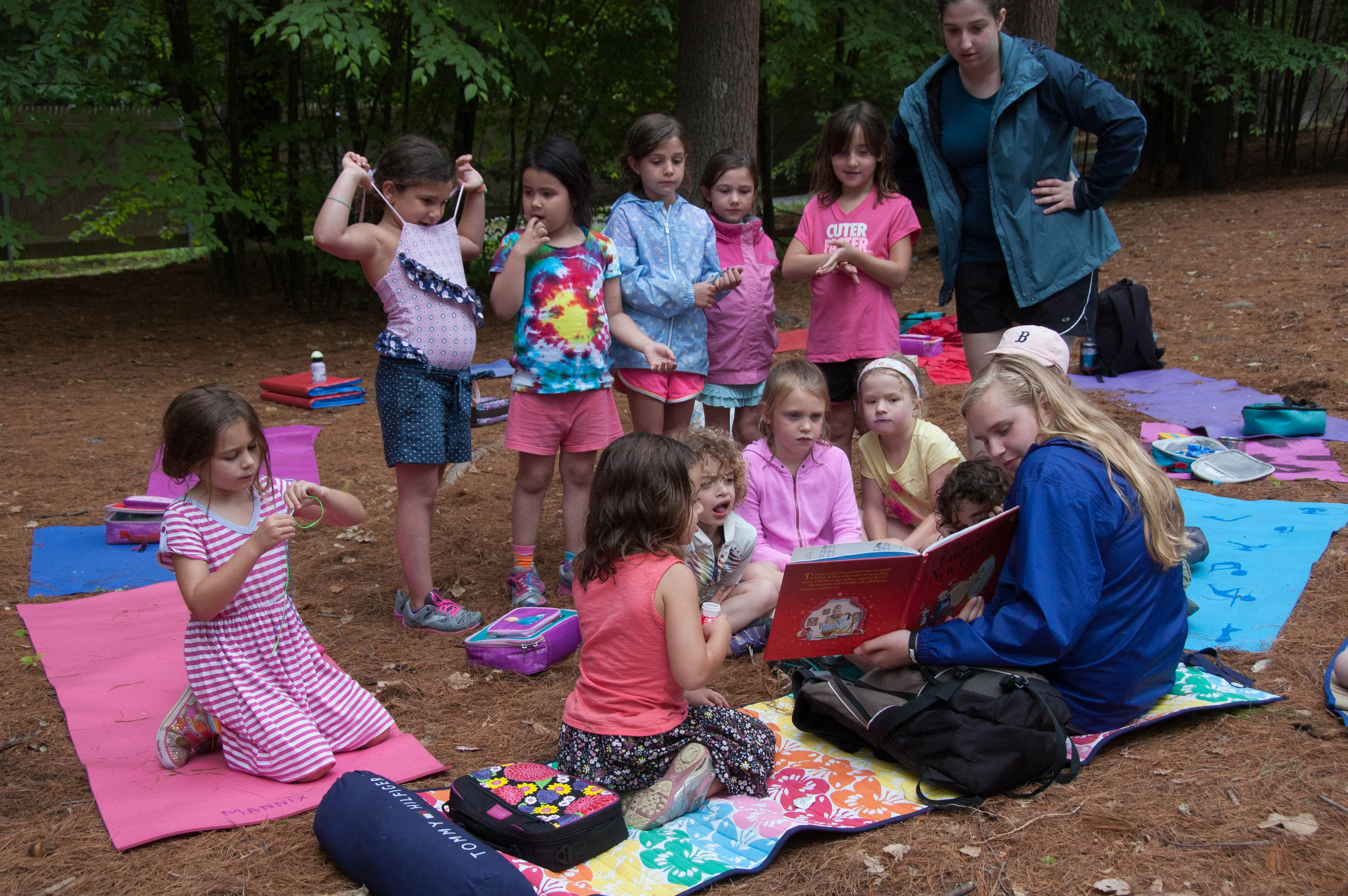 Lunch At Day Camp For Boys And Girls Somerville Brookline More