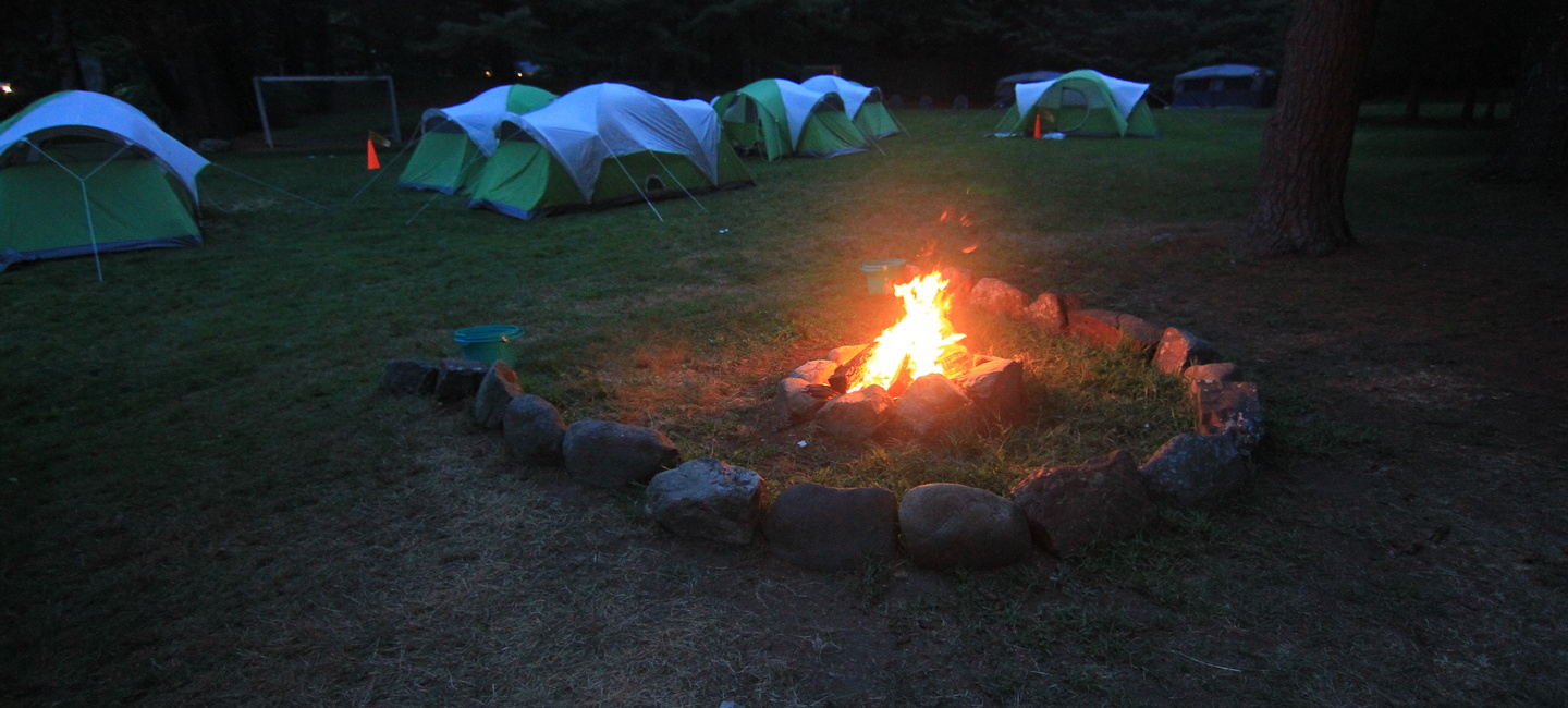 overnight tents
