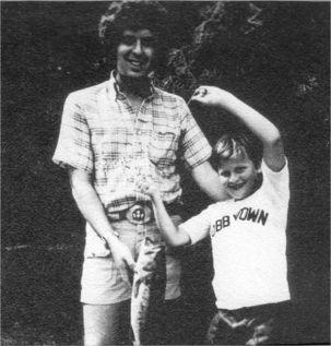 Dan in 70s