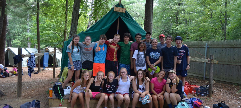 15 CITs at Tent